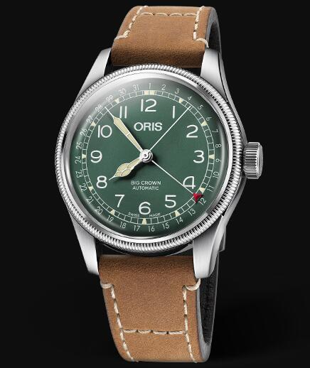 Oris Aviation Big Crown D.26 286 HB-RAG ORIS LIMITED EDITION Replica Watch 01 754 7741 4087-Set LS